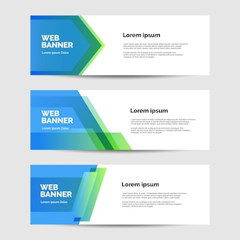 Banner background.business template