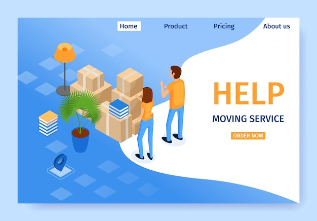 Banner help moving service