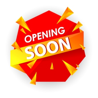 Banner opening soon