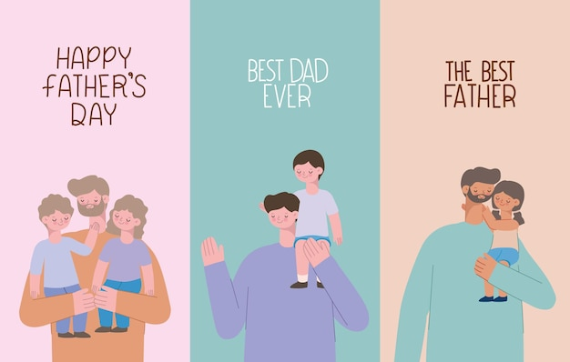 Баннеры день отца
