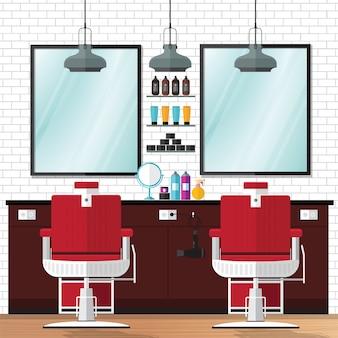 Barber shop vintage