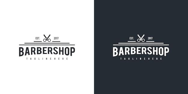Дизайн логотипа для парикмахерских