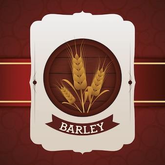 Barley design