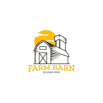 Barn logo concept
