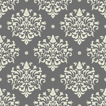 Baroque seamless  background