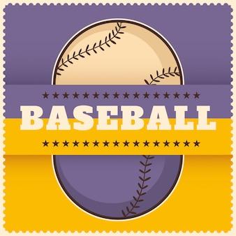 Baseball background