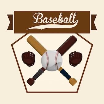 Baseball sport design