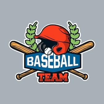 Логотип бейсбольной команды