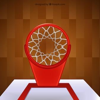 バスケット上面図