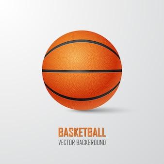 Баскетбольный мяч фон