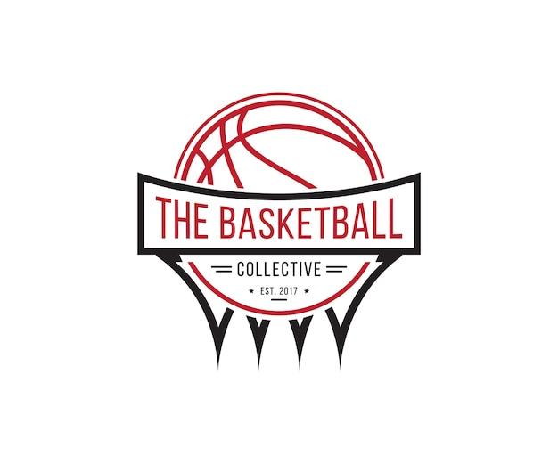 Логотип логотипа баскетбольного клуба
