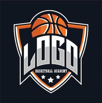 Баскетбольная эмблема академии