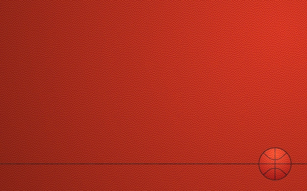 Баскетбольная тема обои оранжевый шаблон спортивной визитки