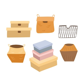Baskets for home