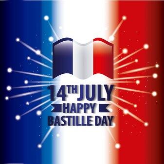 Бастильский день французский