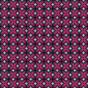 Batik seamless pattern