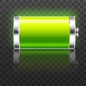 배터리 충전 에너지 전원 아이콘