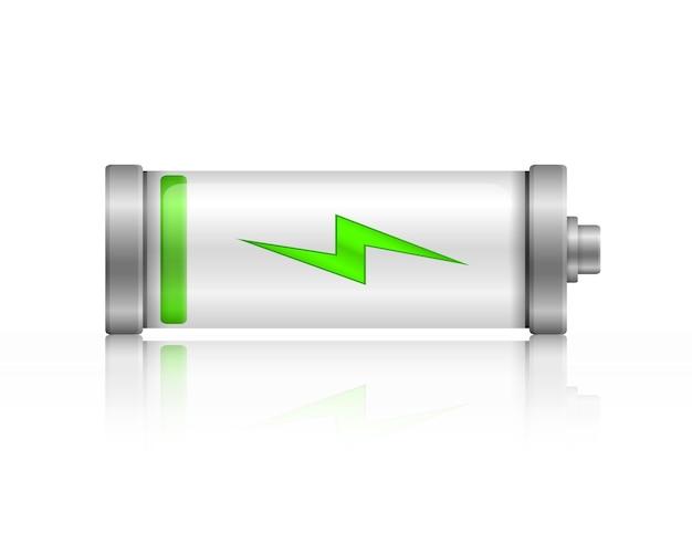 バッテリー充電フルパワーエネルギーレベル