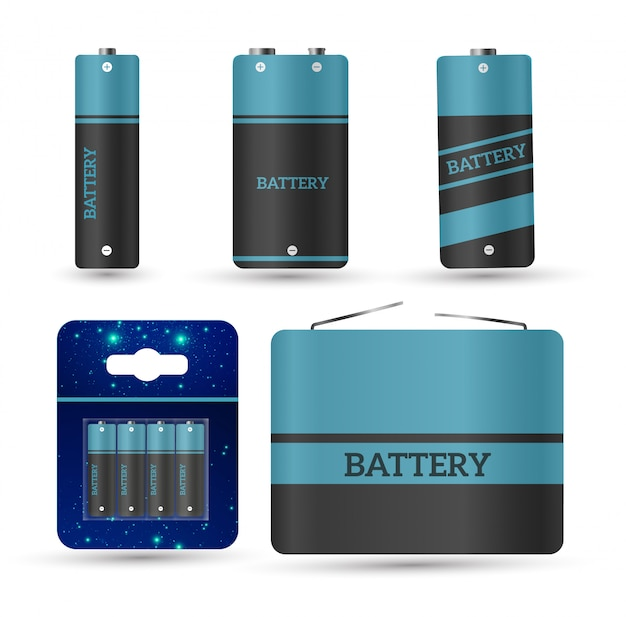 Battery charger with finger low batteries and indicators, high  isolated.