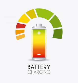 Battery design.