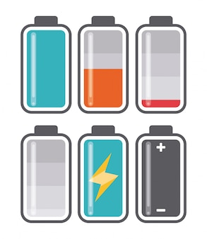 Battery energy design.