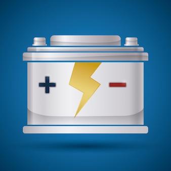 Battery energy design.