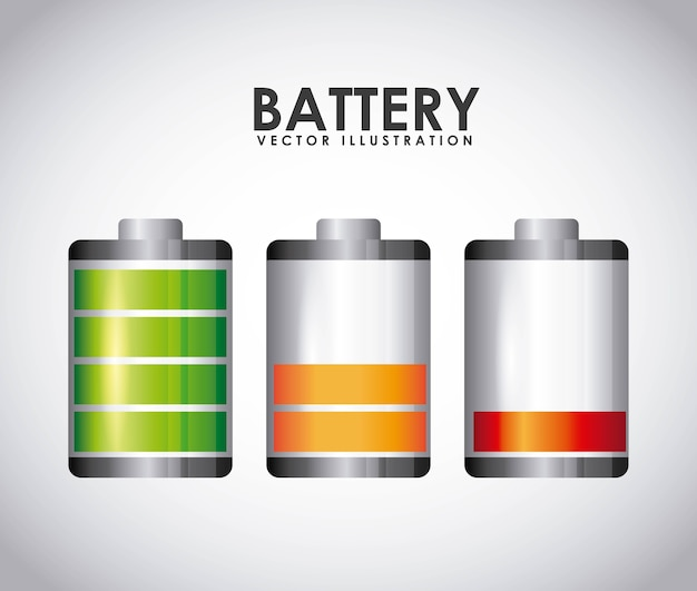Battery power design