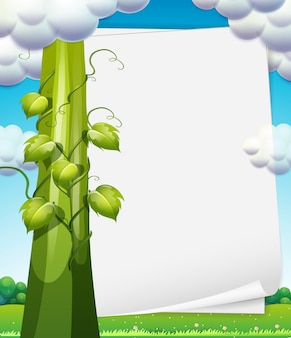 Баннер с beanstalk