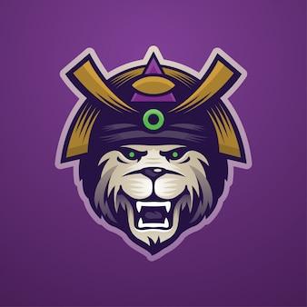 Bear esport gaming logo