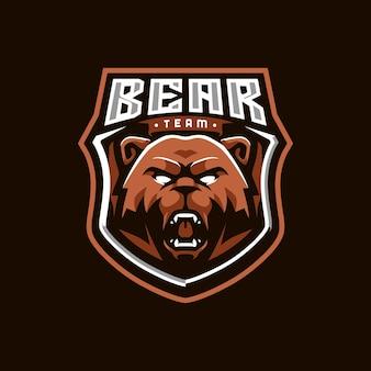 Bearesportロゴ