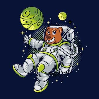 Bear space