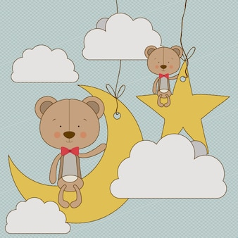 Дизайн медведей