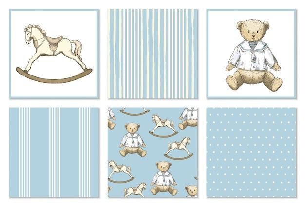 Bears patterns set