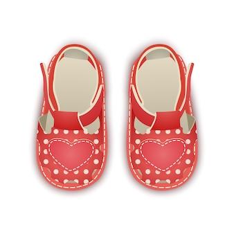 Красивая обувь для девочки симпатичная обувь для маленькой девочки