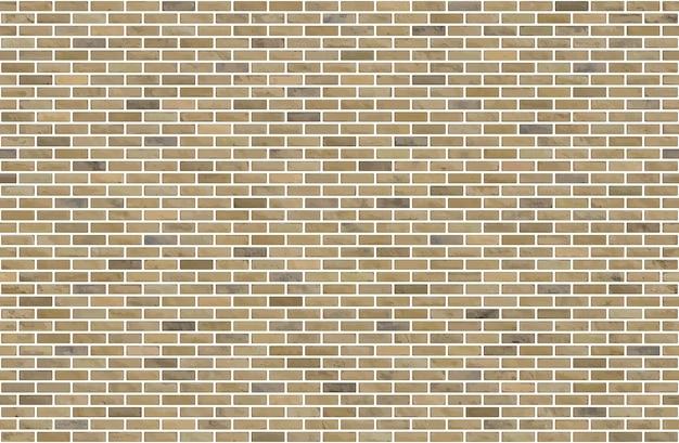 美しいブロックレンガの壁パターンテクスチャ背景。