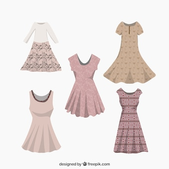 Beautiful boho dresses
