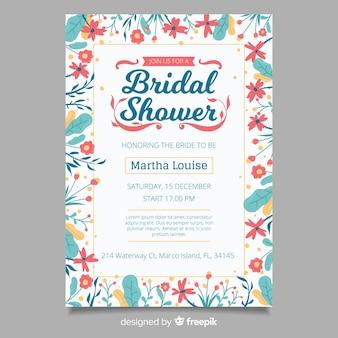 Beautiful bridal shower design