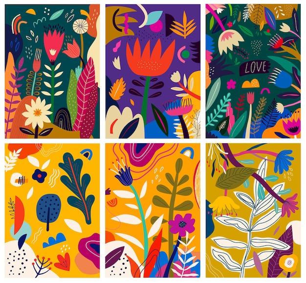 아름다운 밝은 봄 월페이퍼, 포스터, 표지, 꽃 카드, 잎, 꽃 꽃다발, 꽃 작곡