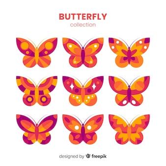 아름다운 나비 팩
