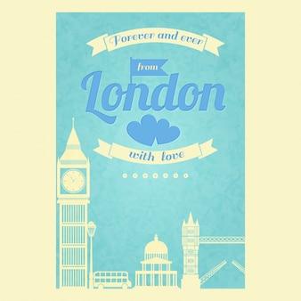 Красивые карты по лондону