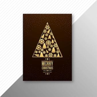 Красивые красочные жениться рождественские листовки