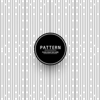 Beautiful creative gray geometric pattern