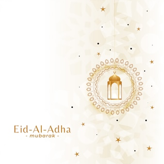 Beautiful eid al adha festival