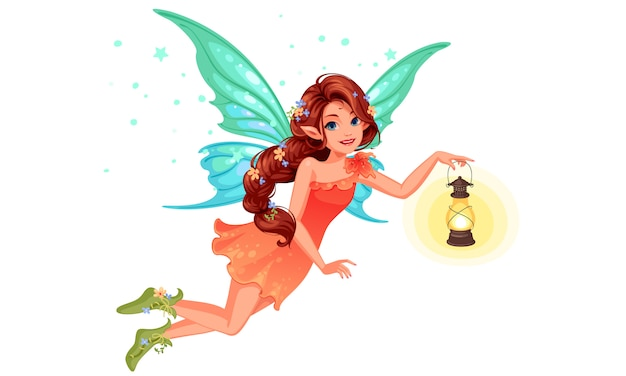 Beautiful fairy