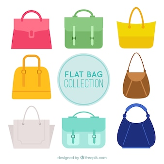 Beautiful fashion handbags