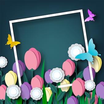 Красивые цветочные бумаги вырезать