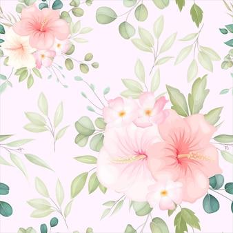 Красивый цветочный фон
