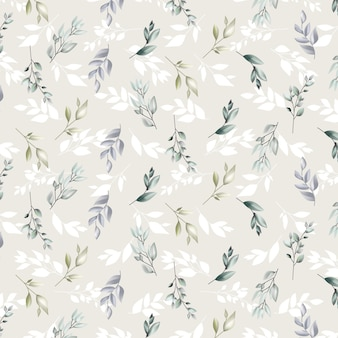 Beautiful florall ornament pattern