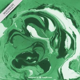 美しい緑の大理石の背景