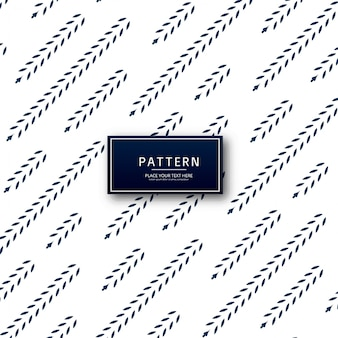 Beautiful leaf seamless pattern design
